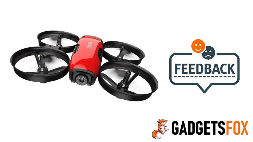 Sanrock U61W Mini Drone Customer Feedback