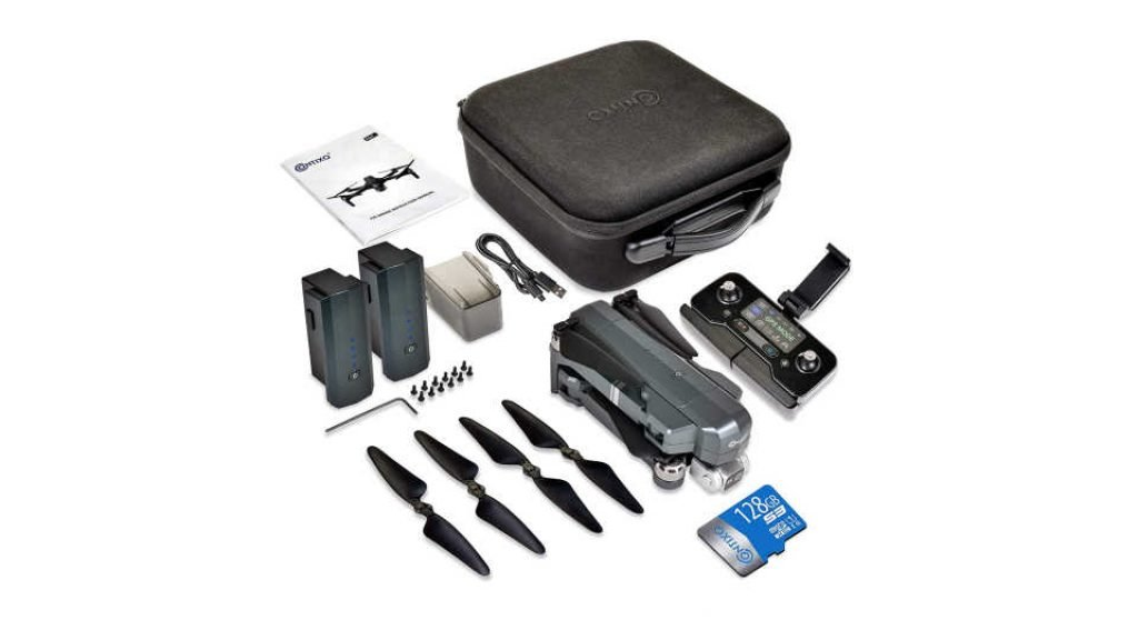 Contixo F35 Drone Package Contents