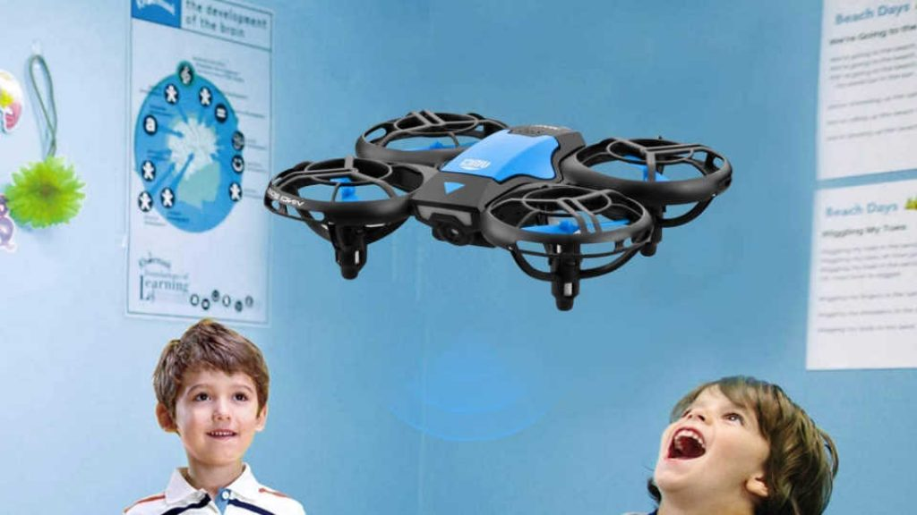 4DRC V8 Toy Drone Review