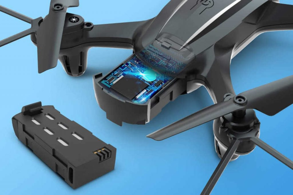 Holy Stone HS340 Toy Drone Design