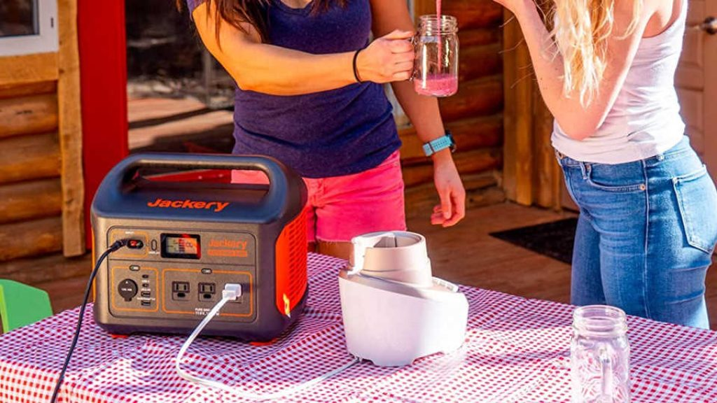 Jackery Explorer 1000 Battery Powered Generator
