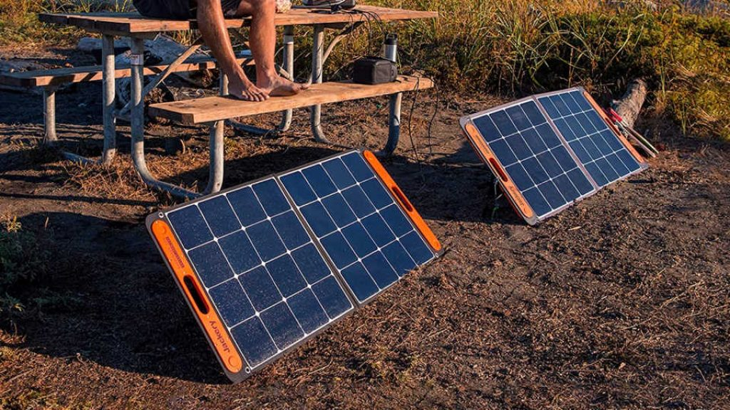 Jackery Portable Power Station Explorer 1000 Solar Panels
