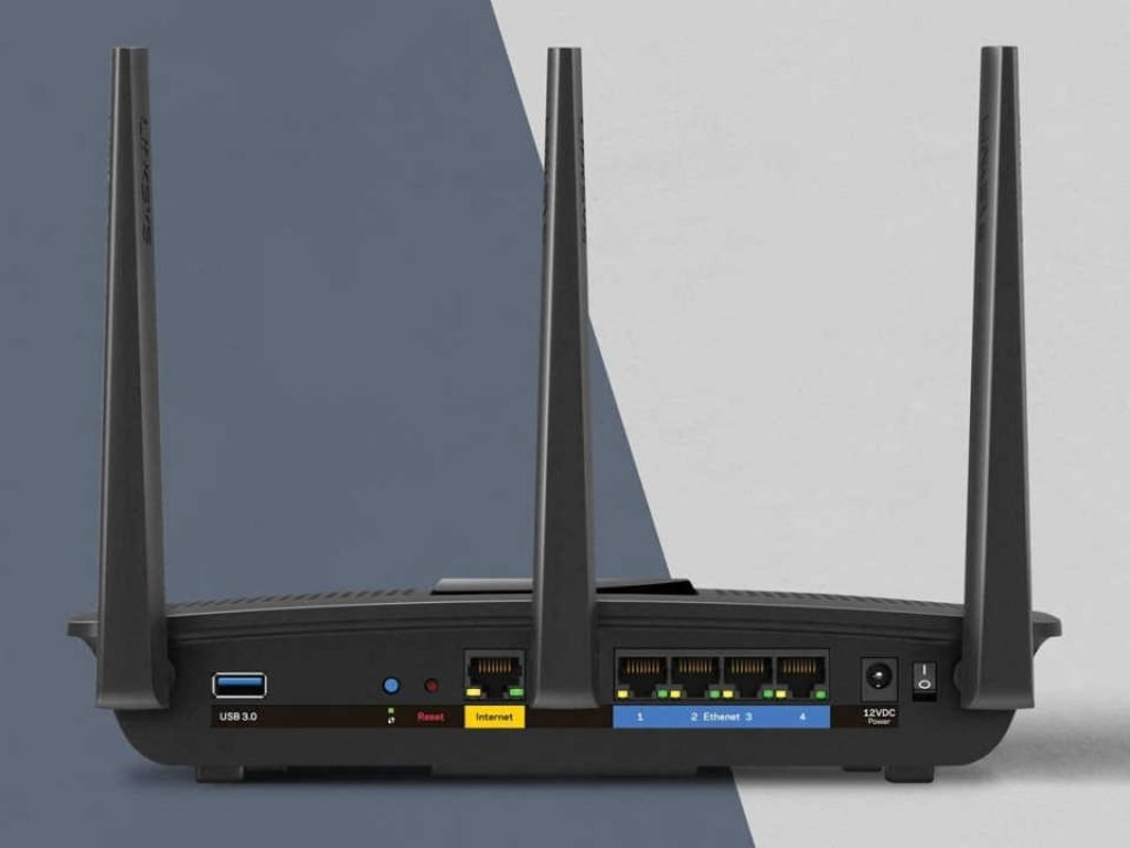 Linksys AC1750 Smart Wi-FI Router System