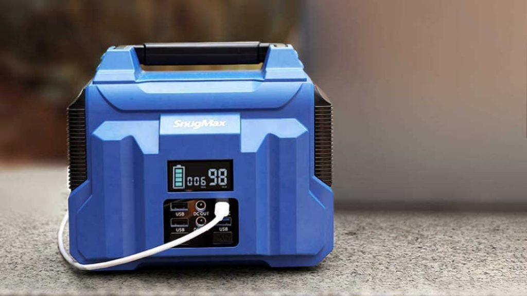 SnugMax Portable Battery Generator Vickers 200