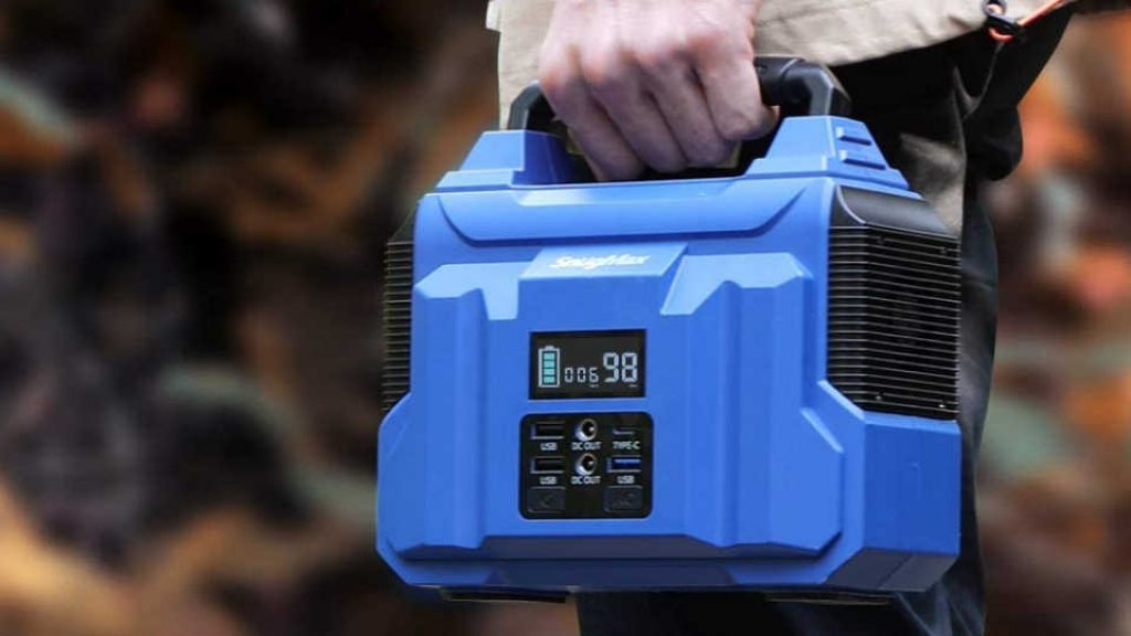 SnugMax Portable Battery Powered Generator Vickers 200