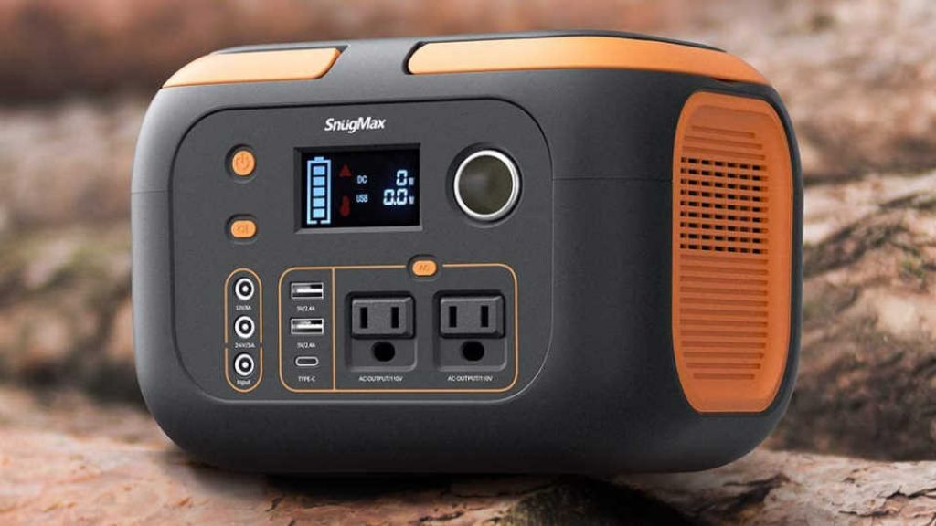SnugMax Portable Power Generator Vickers 350 Review